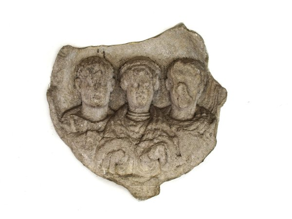 Das römische Dreifiguren-Tondo