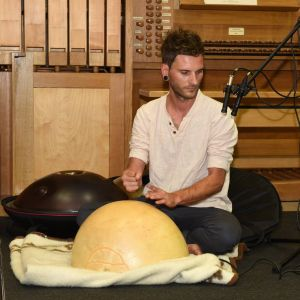 Foto: Handpan - first touch